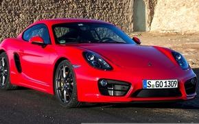Picture Porsche, cayman, 2013