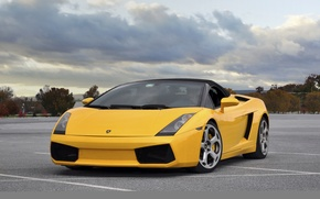 Picture 2008, Lamborghini, Gallardo, Spyder
