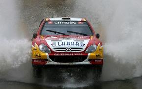 Picture Citroen, Citroen, Squirt, WRC, Rally, Rally, Xsara, Ford, Sordo