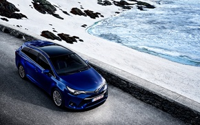 Picture avensis, 2015, Avensis, Toyota, Toyota, universal, Touring Sports