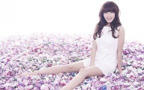 Picture girl, music, Rainbow, Asian, South Korea, Kpop, Jae Kyung