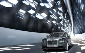 Wallpaper Rolls Royce, Ghost