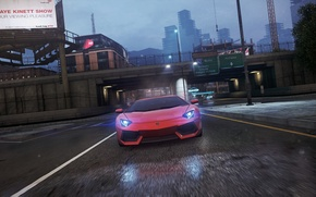 Picture Cars, Lamborghini Aventador, NFS Most Wanted 2012, Van