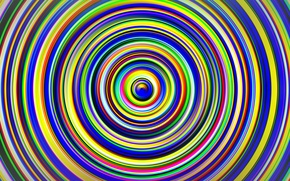Wallpaper colors, colorful, circles, perfect, mind teaser