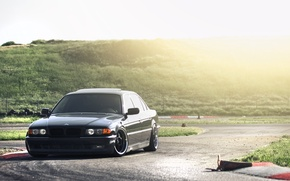 Picture Wallpaper, BMW, BMW, Car, wallpapers, E38
