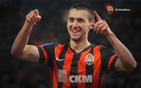 Picture The game, Sport, Football, Nike, Donetsk, Miner, Player, Facundo Ferreyra, Facundo Ferreyra