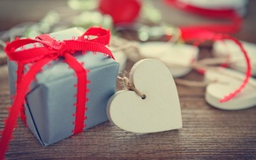 Picture gift, heart, Valentine's Day, romance, love, romantic, love, heart