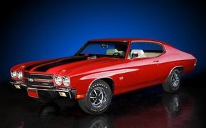 Picture Chevrolet, Chevrolet, Coupe, 1970, 454, Chevelle, Muscle car, Hardtop, Muscle car, Sevil, LS6