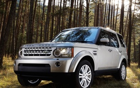 Picture Land Rover, 2009, land Rover, Discovery 4, discovery 4
