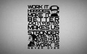 Picture text, Daft Punk, lyrics, Text, lyrics