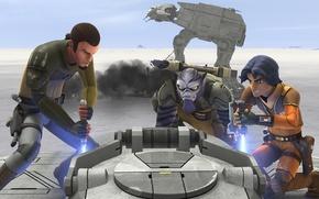 Picture animated series, Star wars: Rebels, Zeb, Kanan, Star Wars: Rebels, Ezra, Relics of the Old …