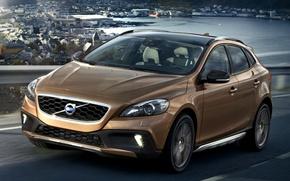 Picture Volvo, Machine, Speed, Desktop, Volvo, Car, Car, Beautiful, Speed, Wallpapers, Beautiful, Wallpaper, Rides, Cross Country, …
