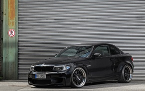 Picture BMW, black, Coupe, Series
