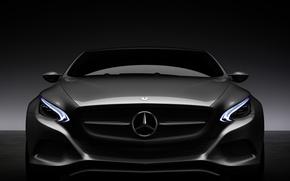 Picture car, Mercedes-benz, f800