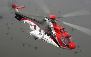 Picture helicopter, Puma, evrocopter, EC-225, superpuma