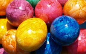Picture macro, holiday, paint, eggs, Easter