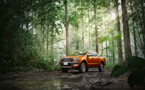 Picture Ford, Ford, Ranger, Ranger, 2015, Wildtrak, TH-spec