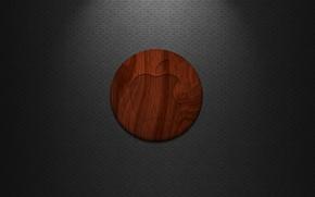 Picture apple, logo, pattern