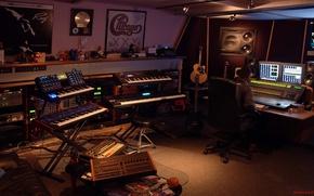 Picture Guitar, Studio, Midi