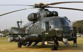 Picture BBC, weapons, Helicopter, Mi-8, Peru, AMTSH, Mi-171