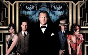 Picture New York, Leonardo DiCaprio, Leonardo DiCaprio, The Great Gatsby, Carey Mulligan, an American classic, Tobey …