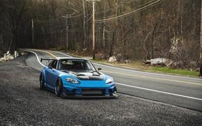 Picture Honda, road, tuning, s2000