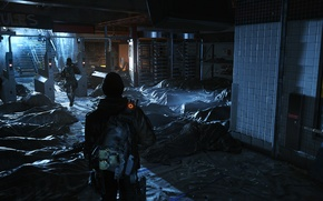 Picture metro, the game, Ubisoft Entertainment, Tom Clancy's The Division, The Division