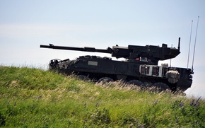 Picture weapons, background, The Stryker mobile gun