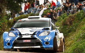 Picture ford, rally, fiesta, s2000, irc