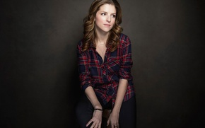Picture photoshoot, Anna Kendrick, the Sundance film festival