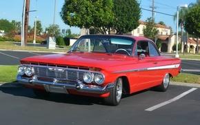 Picture Chevrolet, Impala, Hardtop, 1961