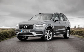 Wallpaper Volvo, XC90, crossover, Volvo
