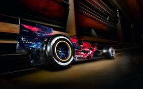 Picture formula 1, the car, Formula 1, Red Bull, 2007, red bull, Toro Rosso, STR2