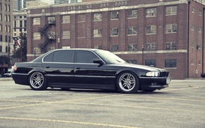 Picture building, home, Boomer, seven, e38, bumer, bmw 740