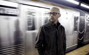 Picture metro, musician, MOBI, destroyed, metro, Moby
