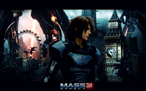 Picture London, mass effect, The reapers