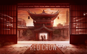 Wallpaper Ubisoft, Game, Tom Clancy's Rainbow Six: Siege, Operation Red Crow