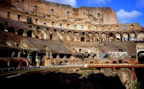 Picture Rome, Colosseum, Italy, Italy, Italia, Coliseum, Roma