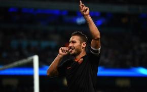Picture football, Rome, captain, legend, Italy, goal, Legend, Football, Champions League, Champions League, Captain, Seria A, …