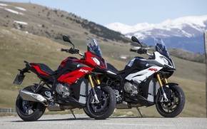 Picture BMW, two, S1000XR