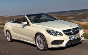 Picture Mercedes-Benz, Cabriolet, E400