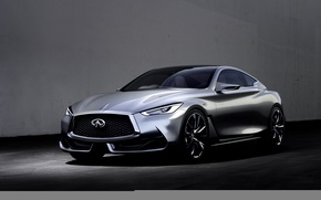 Picture Concept, Infiniti, infiniti, Nissan, 2015, Q60
