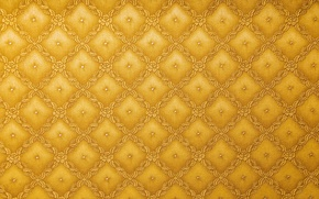 Wallpaper yellow, texture, upholstery