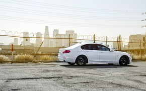 Picture BMW, BMW, 535i, F10. white, XO Wheels