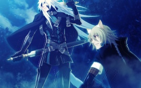 Picture magic, tail, guys, ears, Lamento ~Beyond The Void