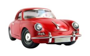 Picture retro, coupe, vector, Porsche, 356