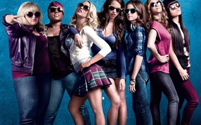 Picture Brittany Snow, Pitch Perfect, Perfect voice, Anna Kendrick