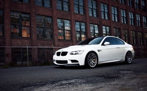 Picture white, bmw, BMW, white, e92