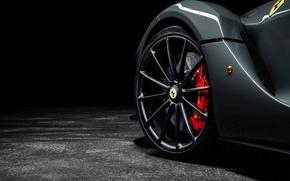 Picture Tuning, Vossen, Laferrari, Ferrari.Hypercar