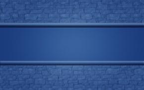 Wallpaper blue, wall, strip, texture